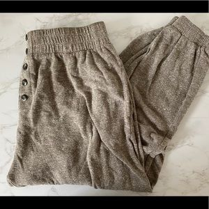 Urban Outfitters Out From Under Button Joggers
